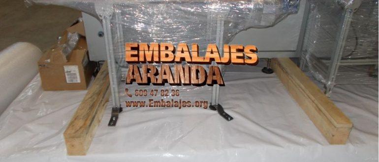 Embalaje industrial Archena Murcia