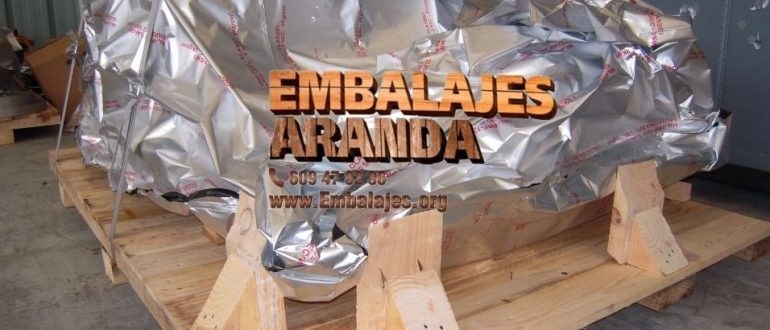 Embalaje industrial Archidona Málaga