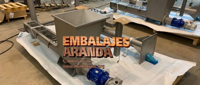 Embalaje industrial Arjona Jaén