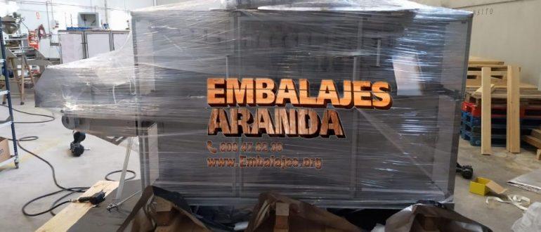 Embalaje industrial Artà Illes Balears