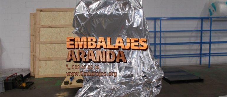 Embalaje industrial Artés Barcelona