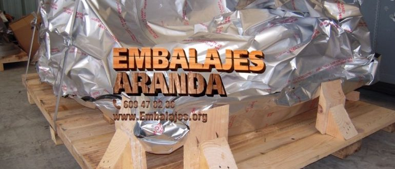 Embalaje industrial Arucas Las Palmas