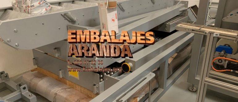 Embalaje industrial Ayamonte Huelva