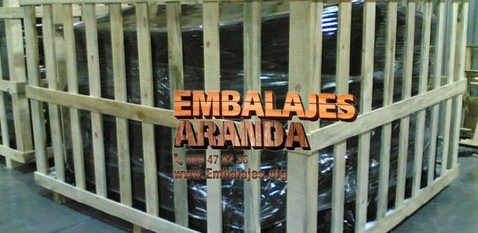 Embalaje industrial Badajoz