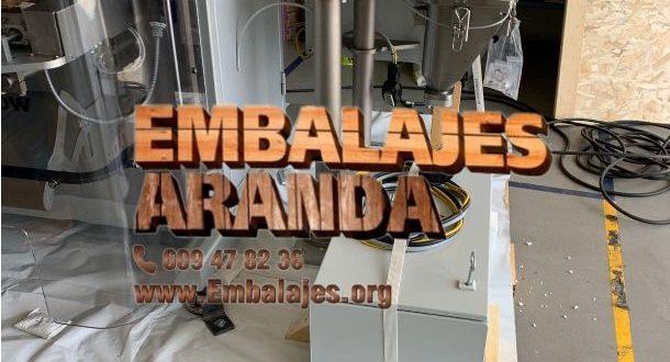 Embalaje industrial Baena Córdoba