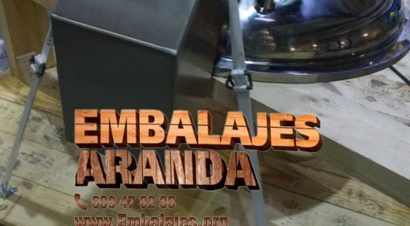 Embalaje industrial Barbate Cádiz
