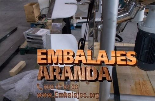 Embalaje industrial Baza Granada