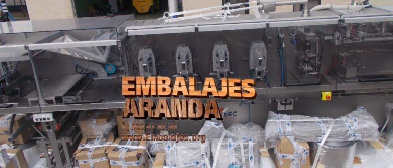 Embalaje industrial Baztan Navarra