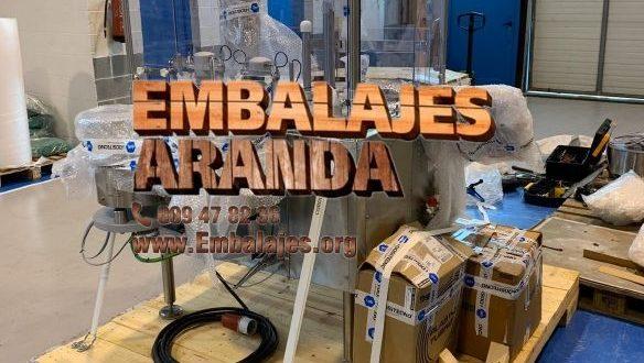 Embalaje industrial Beas de Segura Jaén