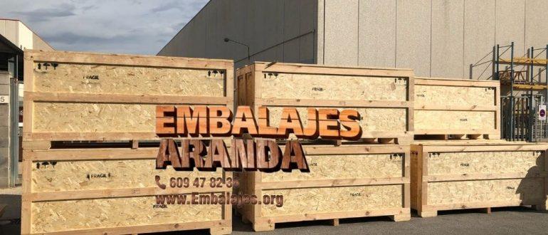 Embalaje industrial Bembibre León