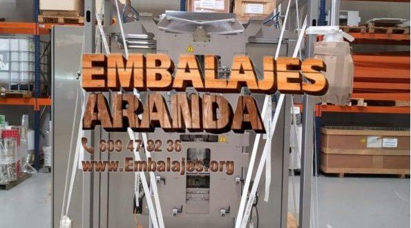 Embalaje industrial Benacazón Sevilla