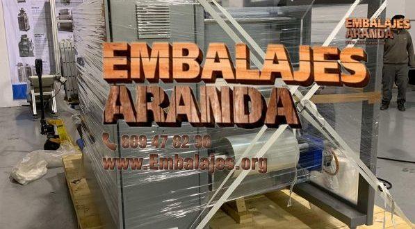 Embalaje industrial Benahadux Almería