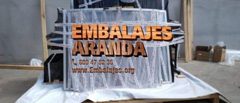 Embalaje industrial Benahavís Málaga