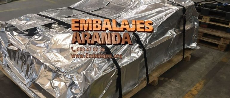 Embalaje industrial Benamejí Córdoba