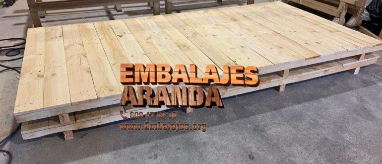 Embalaje industrial Beniel Murcia