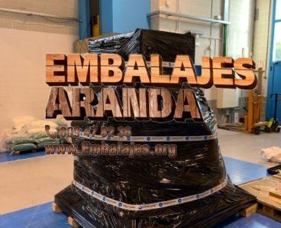 Embalaje industrial Bera Navarra