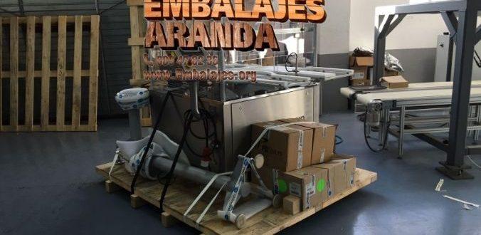 Embalaje industrial Berako Udala Navarra