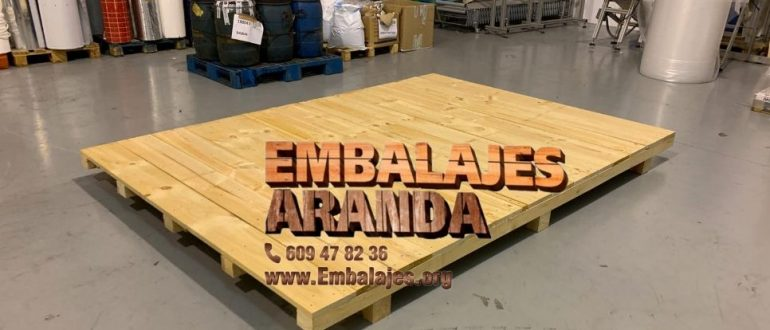 Embalaje industrial Boecillo Valladolid