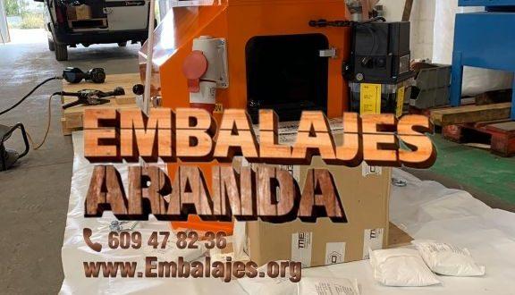 Embalaje industrial Bonares Huelva