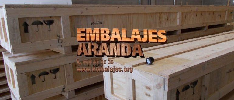 Embalaje industrial Borja Zaragoza