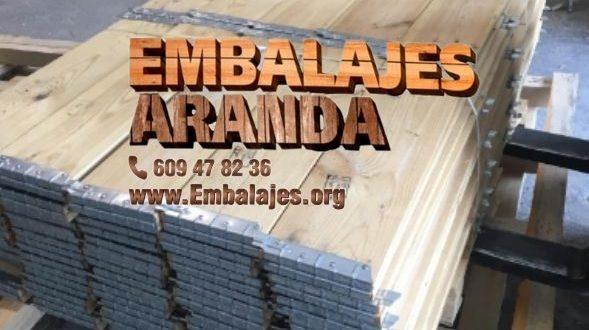 Embalaje industrial Bullas Murcia