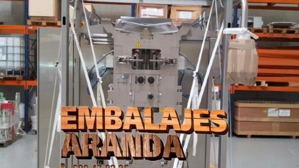 Embalaje industrial Bunyola Illes Balears