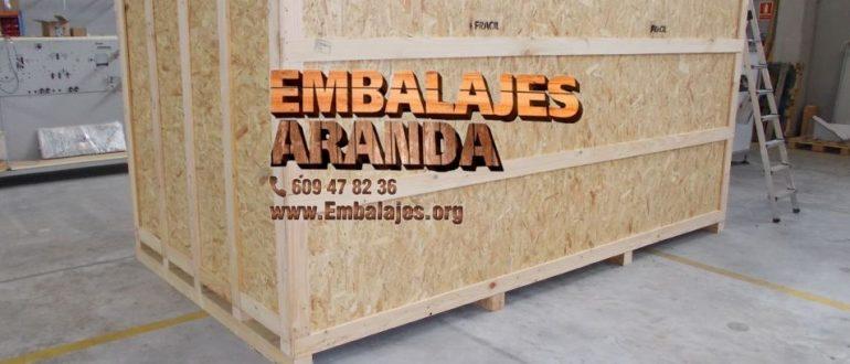 Embalaje industrial Burgos