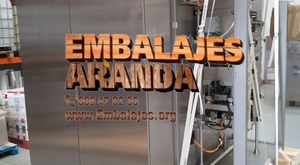 Embalaje industrial Burguillos Sevilla