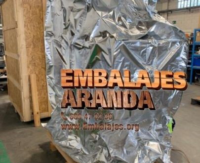 Embalaje industrial Cabezón de la Sal Cantabria
