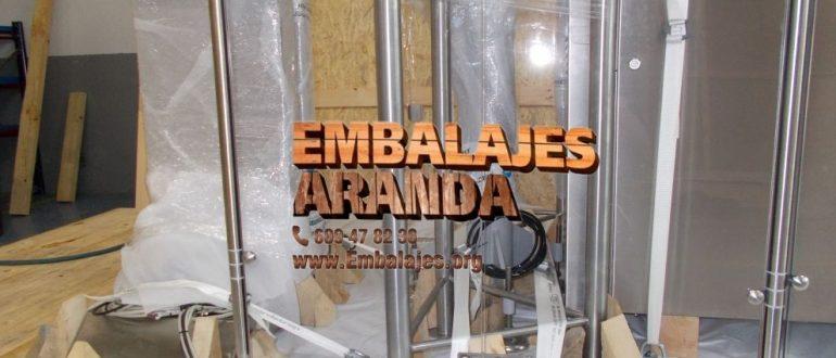 Embalaje industrial Cabrerizos Salamanca