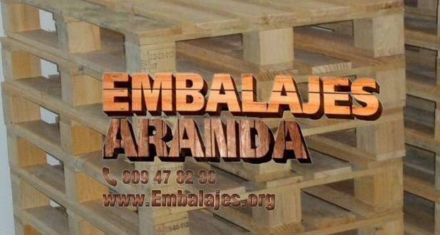 Embalaje industrial Cadrete Zaragoza