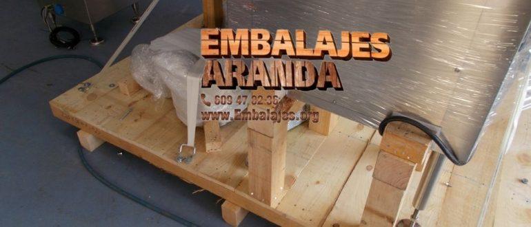 Embalaje industrial Calahorra La Rioja
