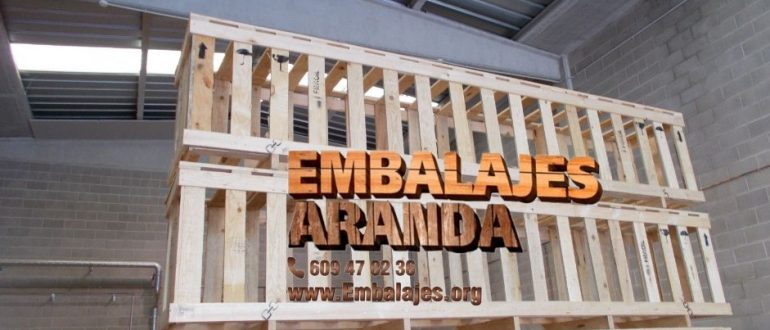 Embalaje industrial Caldes de Malavella Girona