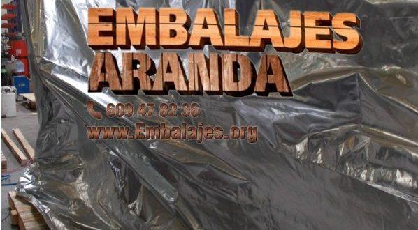 Embalaje industrial Cambre A Coruña