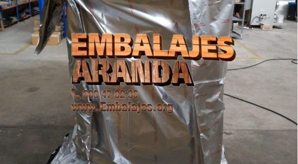 Embalaje industrial Cangas de Onís Asturias