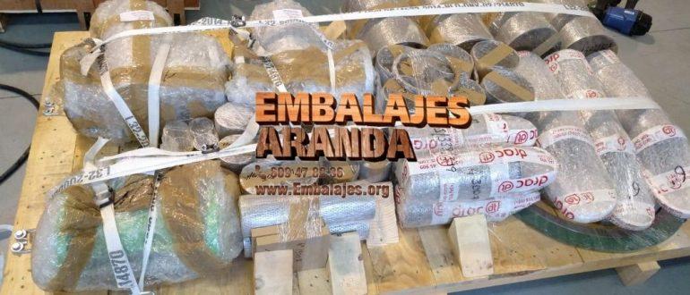 Embalaje industrial Caniles Granada