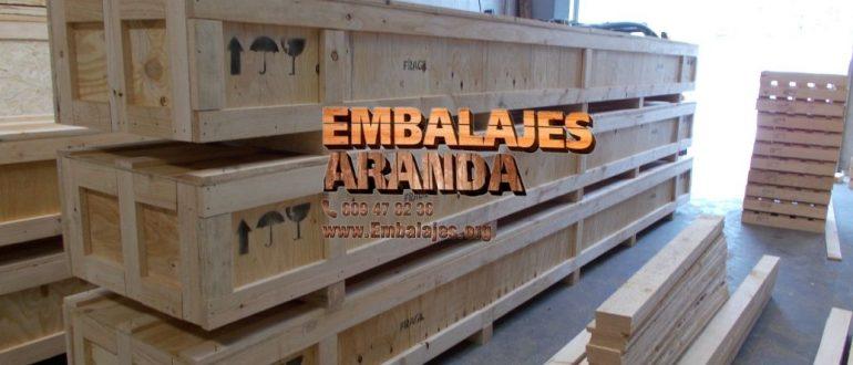 Embalaje industrial Canovelles Barcelona
