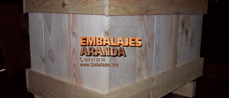 Embalaje industrial Carbajosa de la Sagrada Salamanca