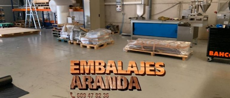 Embalaje industrial Carballo