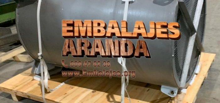 Embalaje industrial Carmona Sevilla