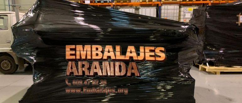 Embalaje industrial Carranque Toledo