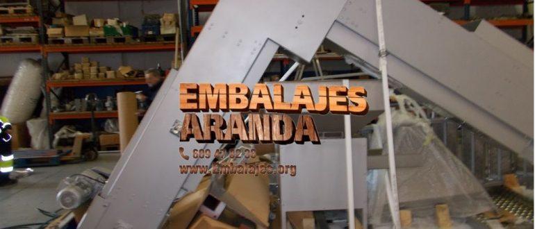 Embalaje industrial Carreño Asturias