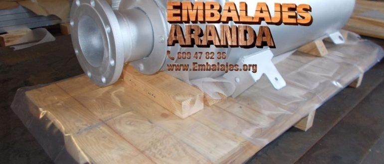 Embalaje industrial Castro Urdiales
