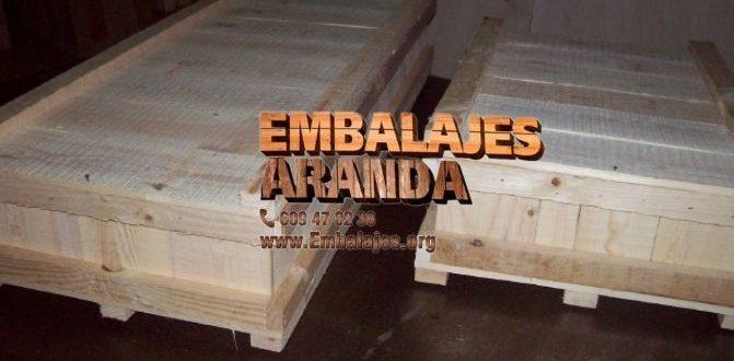 Embalaje industrial Chiclana de la Frontera