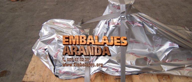Embalaje industrial Chinchilla de Monte-Aragón Albacete