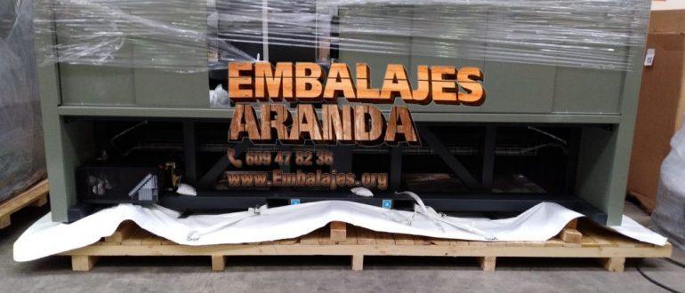 Embalaje industrial Churriana de la Vega Granada