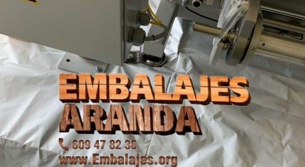 Embalaje industrial Cieza Murcia