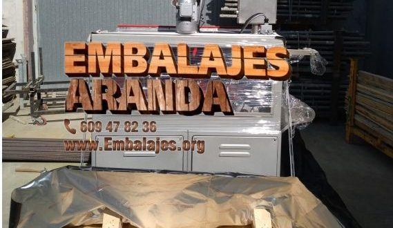 Embalaje industrial Consell Illes Balears
