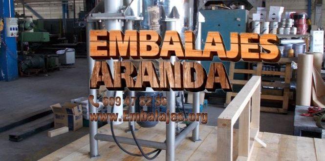 Embalaje industrial Coria Cáceres