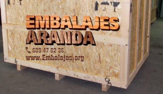 Embalaje industrial Cornellá de Llobregat